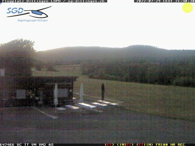 WebCam Dittingen